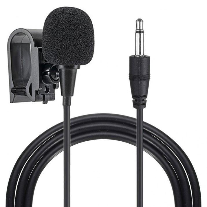 Външен микрофон за авто плеъри с блутут система