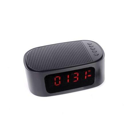 Часовник Радио Колонка USB SD MP3 Блутут GT-1