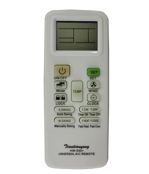 RC UNIVERSAL CLIMATIC KT-3000