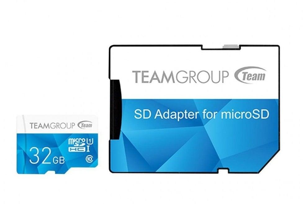 Карта памет Team Group Color microSDHC 32GB