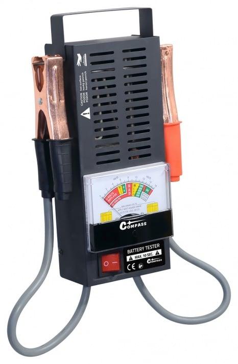 Товарна вилка, тестер за акумулаторни батерии  6V 12V