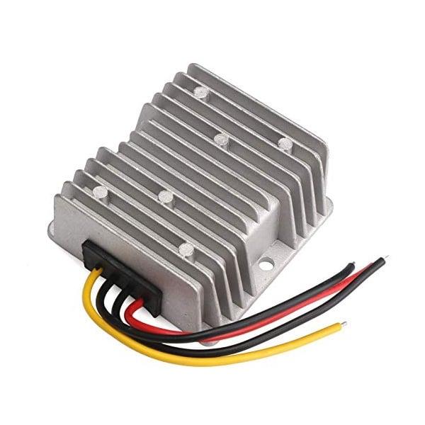 Инвертор 24VDC-12V 20A