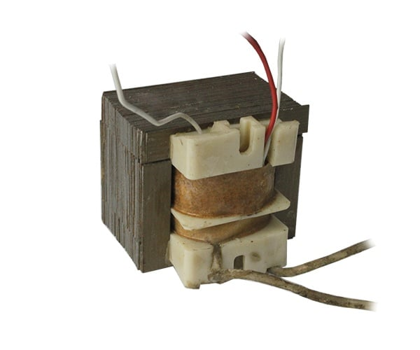 Звънчев трансформатор 3-6-9V/0.4A