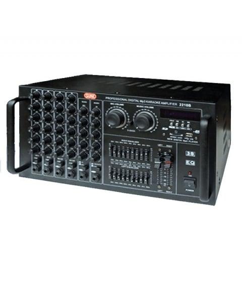 УСИЛВАТЕЛ МИКСЕР FM USB MP3  HA-2210B