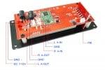 Модул MP3 плеър, BLUETOOTH, FM радио, USB, SD карта