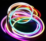 Неонов маркуч, цветен RGB 10M