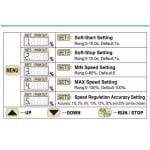 Постояннотоков регулатор на напрежение DC 30А PWM с дисплей