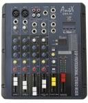 Смесител SMR06-USB MP3 6 канала